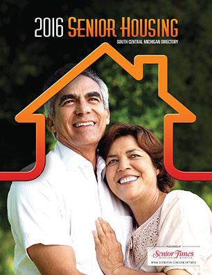 Senior Housing Directory 2016 Cover