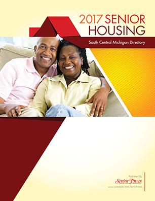 Senior Housing Directory 2017 Cover