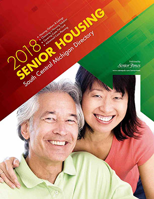 Senior Housing Directory 2018 Cover
