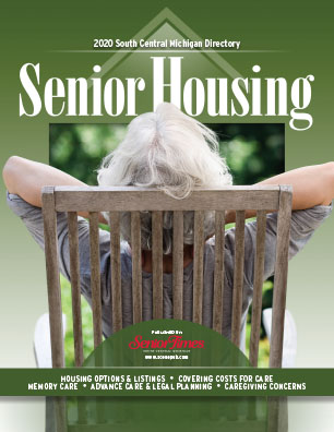 Senior Housing Directory 2020 Cover