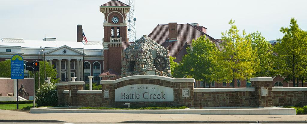 Battle Creek Welcome