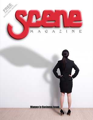 Scene Women In Business Cover