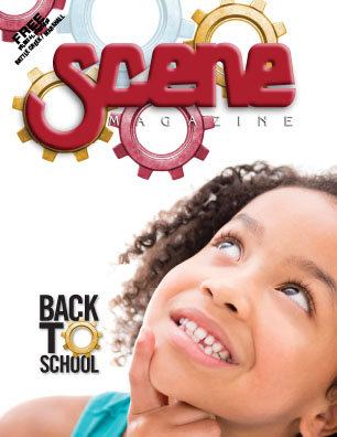 Scene Back To School Cover