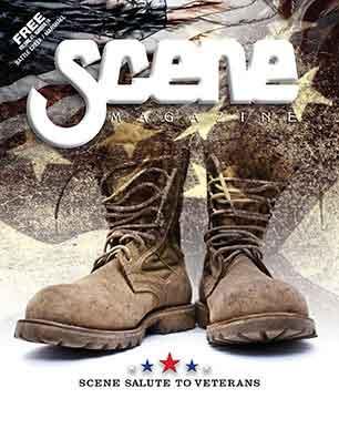 Scene Salute To Veterans Cover