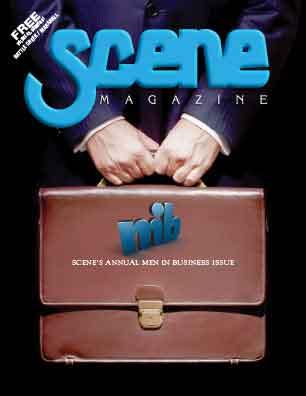 Scene Men In Business Cover