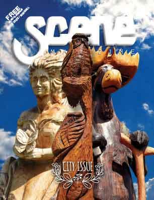Scene City Issue Cover
