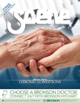 Scene Health Issue Cover