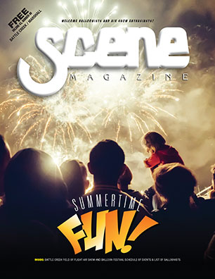 Scene Summer Time Fun Cover