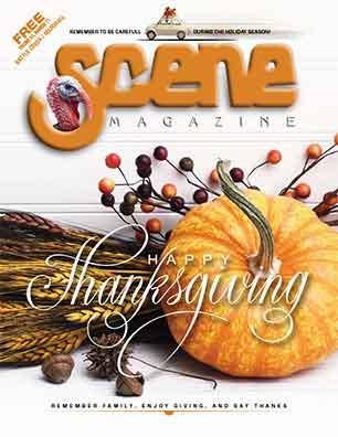 Scene Thanksgiving Cover