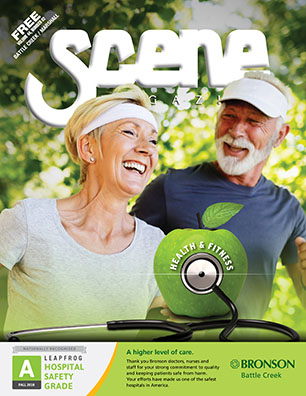 Scene Health and Fitness Cover