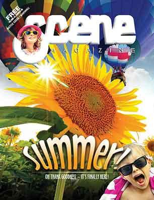 Scene Summer Fun Cover