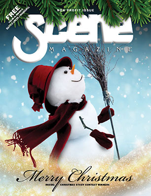 Scene Christmas Cover