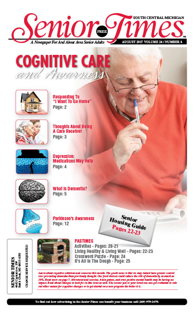 Cognitive Care And Awareness Cover