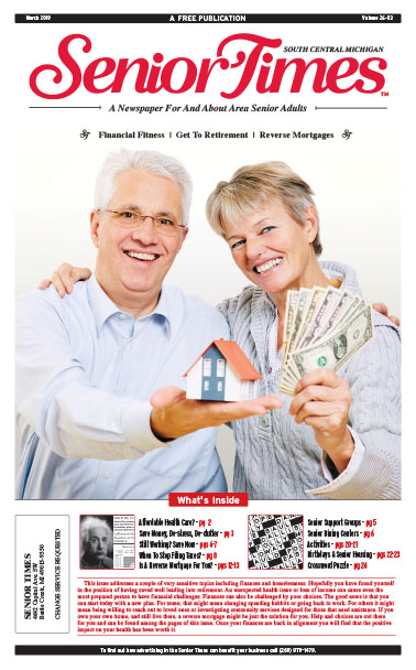 Financial Fitness Retirement Reverse Mortgages Cover