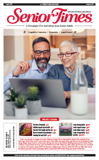 Senior Times Legal Issues Pre Planning Cover