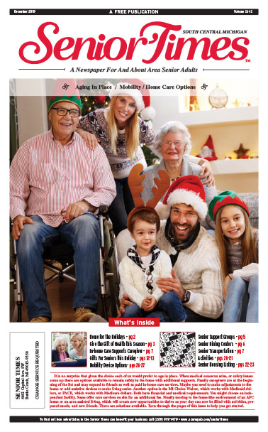Senior Times Aging In Place Mobility Home Care Options Cover