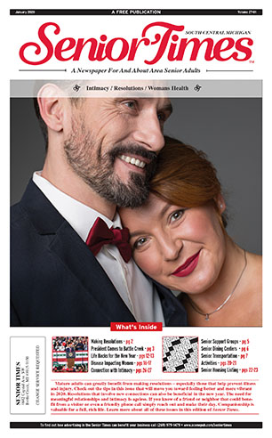 Senior Times Intimacy Resolutions Womans Health Cover