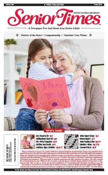 Senior Times - The New Better, Employment vs Retirement, Simplify Life